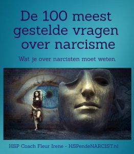 Ebook De 100 meest gestelde vragen over narcisme