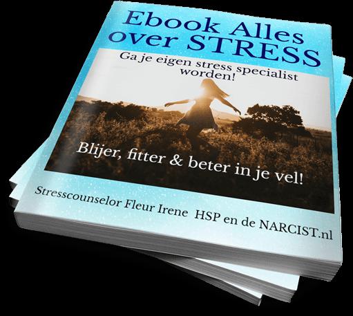 Ebook Alles over stress! Ga je eigen stress specialist worden! Blijer, fitter en veel beter in je vel!